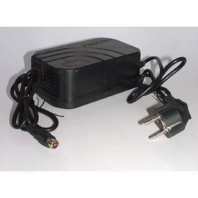 Elektromos töltő 36V LI-on Koax csat