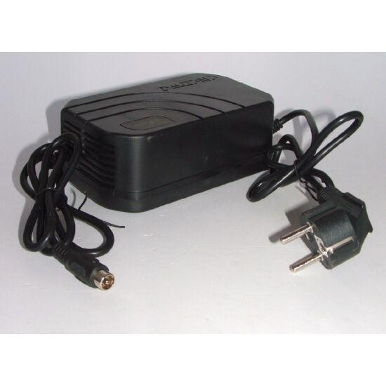 Elektromos töltő 36V Koax csat