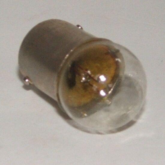 Elektromos izzó 12V10/5W két szállas