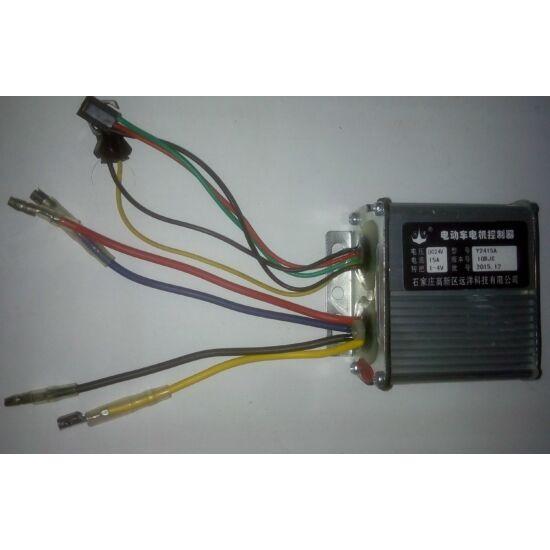 Elektromos vezérlő DC24V 15A 1-4V