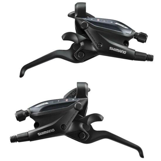 Fékváltókar Hydrafékkel Shimano ST-EEF505 3x9