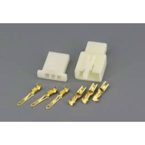 Elektromos csatlakozó 8 A 3 Pin