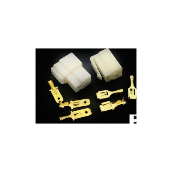Elektromos csatlakozó 12 A 3 Pin