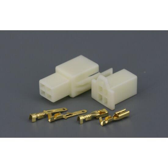 Elektromos csatlakozó 8A 4 Pin